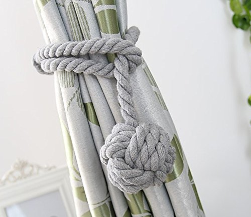 Knitting Rope For Sale : Loghot hand knitting curtain rope cord rural cotton tie