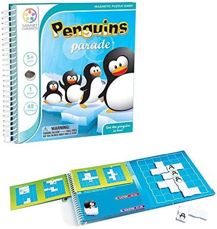 Smart Games - Penguins Parade: Amazon.es: Juguetes y juegos