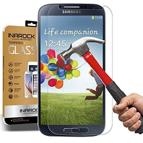 Tempered Glass Screen Protector for Samsung Galaxy S4 - 4