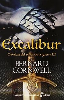 Excalibur par Cornwell