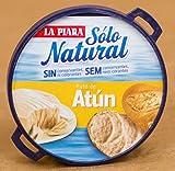 Natural Tuna Pate 75g Tin Spanish Tapas Paté Natural No Preservatives or Colorings