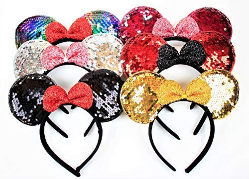 Mouse ears bows