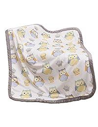 "Sunshine Baby Blanket Print Fleece Gift for Newborn Prince Princess 30"" x 40"""