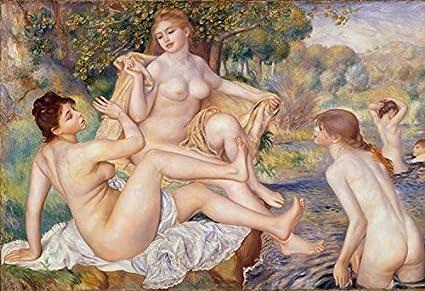 Naked it bathing all Women