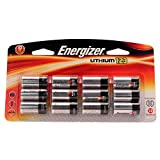 Health & Personal Care : Energizer 123 Lithium Battery 12-Pack