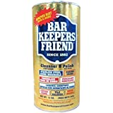 Bar Keepers Friend Powdered Cleanser & Polish, 12 Ounce