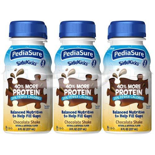 PediaSure SideKicks High Protein Chocolate (Pack of 10)