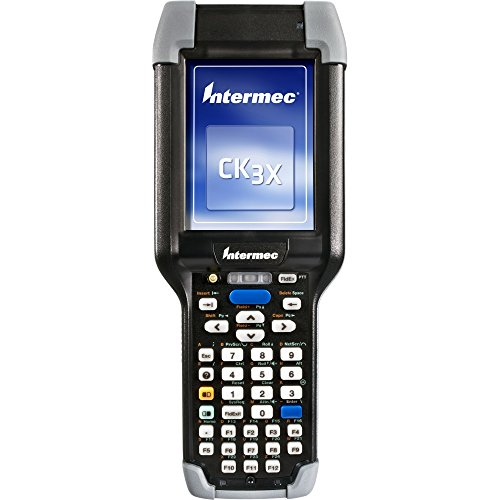 Intermec CK3XAB4K000W4110 CK3X Mobile Computer, Non Incendive, Numeric Keypad, EA30 2D Imager, 802.11A/B/G/N, Bluetooth, 1 GHz Processor, Windows Embedded 6.5, Standard Soft