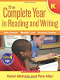 Complete Year in Reading and Writing, Karen McNally and Pam Allyn, 0545046335