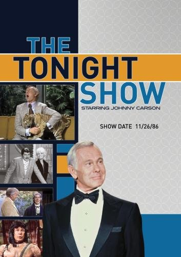 Barney Flats - The Tonight Show starring Johnny Carson - Show Date: 11/26/86