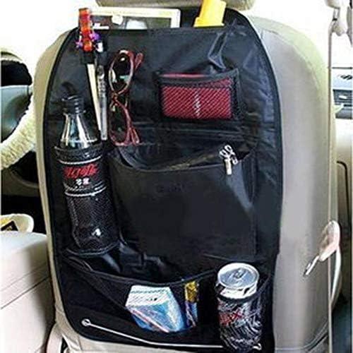 Organizador para Asiento Trasero de Coche para Guardar Bolsas de Viaje Rabusion multibolsillo Juguete para ni?os