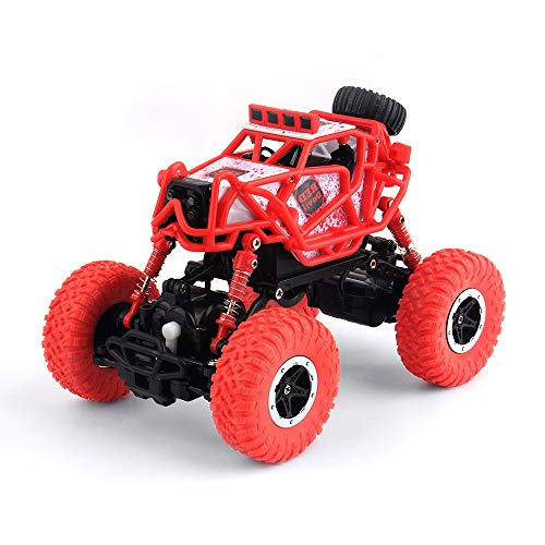 Donsinn Remote Control RC Car, 1:43 Off-Road Rechargeable
