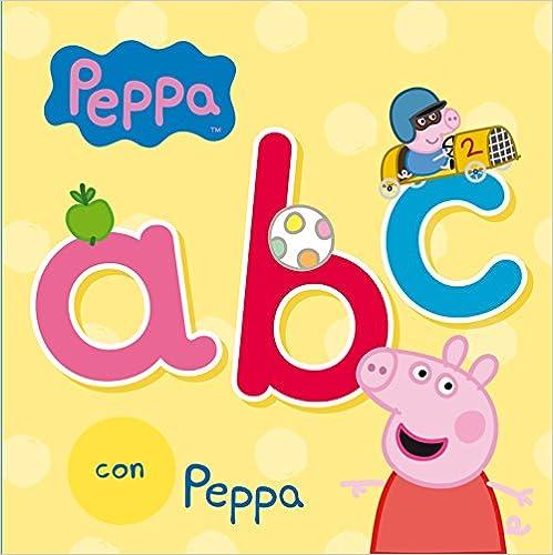 Abc Con Peppa por Varios Autores epub