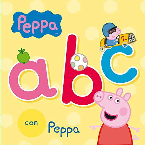 ABC con Peppa (Peppa Pig. Pequeñas manitas): Amazon.es: Varios ...