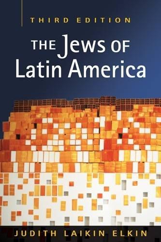 jews of latin america - 1