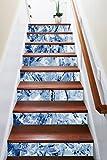 3D Cool Ice Cubes 74 Stair Risers Decoration Photo Mural Vinyl Decal Wallpaper Murals Wallpaper Mural US Lemon (15x H:18cm x W:94cm (7''x37''))
