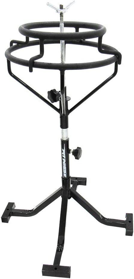 Pro Series Motorcycle MX Dirt Bike Wheel Tire Mounting Changing Stand
