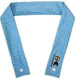 Best Cooling Scarves - KOOLGATOR Cooling Neck Wrap (Water Drops Design) Review