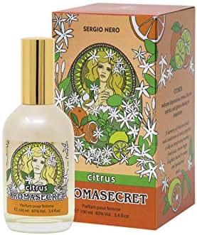 AROMASECRET (CITRUS) for Women, 3.4 oz, New Perfume Conception