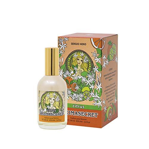 - AROMASECRET (CITRUS) for Women, 3.4 oz, New Perfume Conception