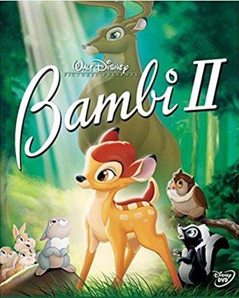 Kirk och Bambi dating