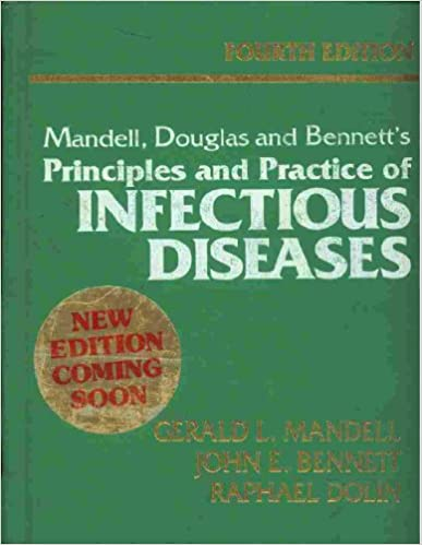 Mandell Principles And Practice Of Infectious Diseases Pdf