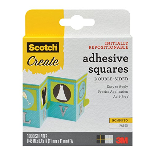 Scotch Repositionable Splits 0 45 Ounce 1000 Pack product image