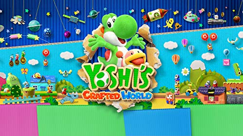 51Pp9EAmPeL - Yoshi's Crafted World - Nintendo Switch