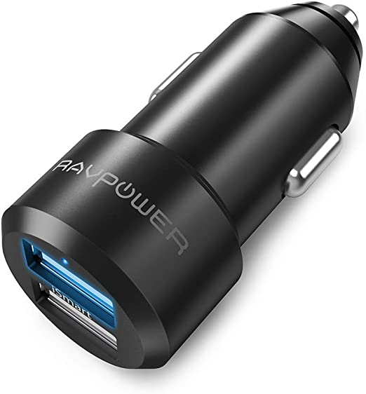 LG OnePlus 24W//4.8A Dual USB All Metal Car/Adapter Compatible with iPhone SE//11 Pro Max XS XR X 8 iPad Pro Air Mini Samsung S10 S9 S8 Note 5 4 UGREEN Car Charger Pixel and More