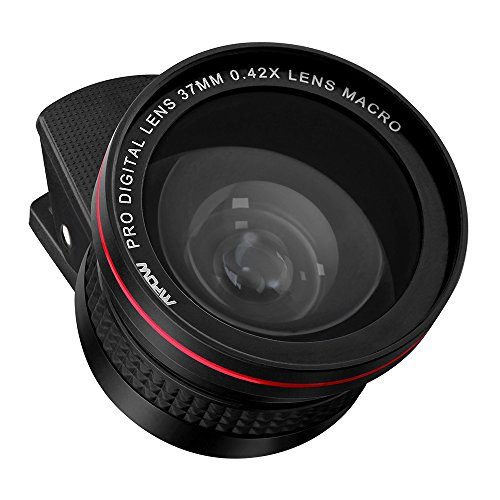 Mpow Fisheye Camera Degree Smartphones