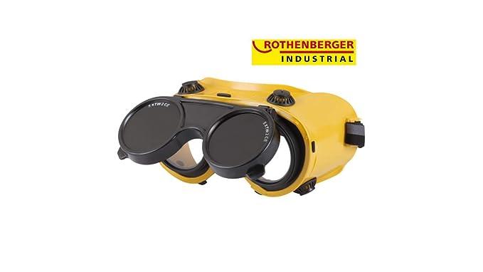 3c94999051082e Rothenberger Industrial 530207 soudeur Lunettes de protection  Amazon.fr   Bricolage
