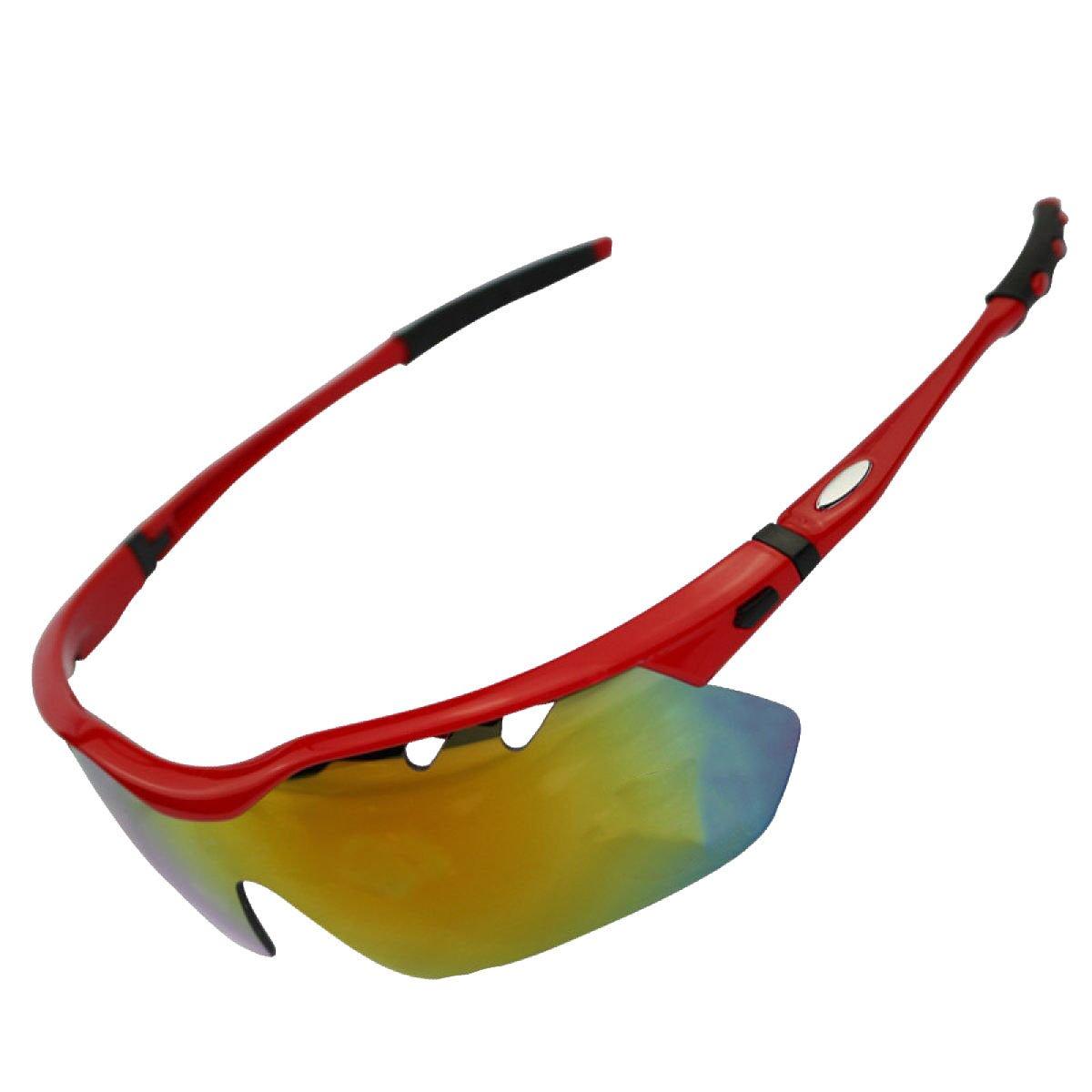 KUWOMINI. UV-Schutz Im Freien Sport-Sonnenbrille,12-AllCode