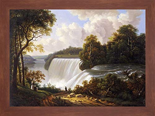 Niagara Falls Scene by Victor DeGrailly - 21