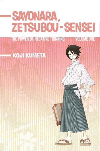 Sayonara, Zetsubou-Sensei 1: The Power of Negative Thinking