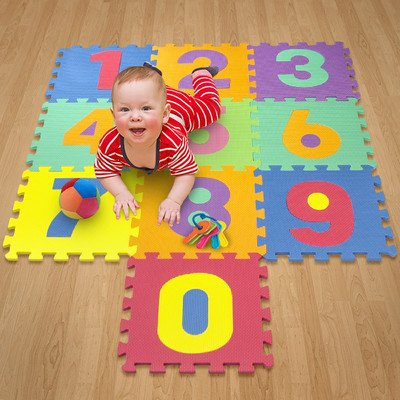 Matney-Foam-Mat-of-Number-Puzzle-Pieces-Great-for-Kids-to-Learn-and-Play-Interlocking-Puzzle-Pieces