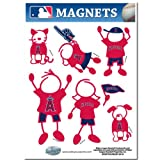 MLB Los Angeles Angels of Anaheim Family Magnet Set