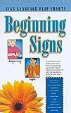 Beginning Signs, Sign Language Flip Chart (GP134) (Sign Language Flip Charts)