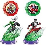 Rider Samonraido! [SR-03] wind of Ride Figures & chipset Rider W (double) / Masked Rider Ryuki