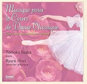 Tomoko inaba tomoko inaba ryuro mori kanshu ballet for Cours de danse classique pour adulte