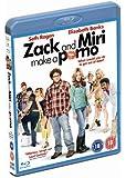 Zack And Miri Make A Porno [Blu-ray]