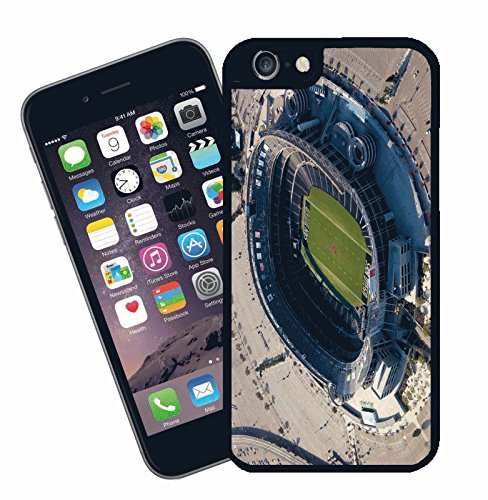 San Diego Chargers Qualcomm Stadium - This cover will fit Apple model iPhone 7 (not 7 plus) - By Eclipse Gift Ideas