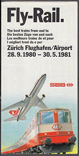 (Fly-Rail: Nest Trains to & from Zurich Airport timetable)