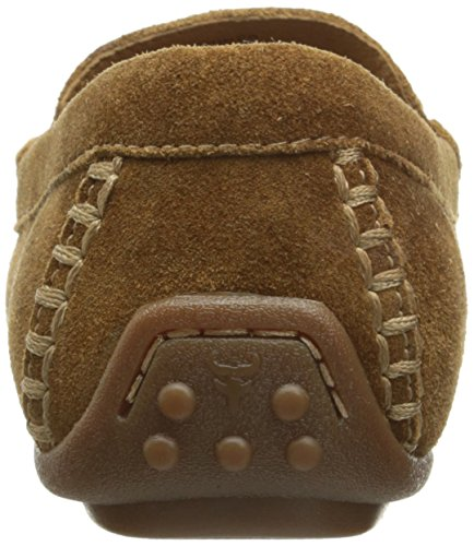 Trask Mens Danese Slip-on Mocassino Whisky