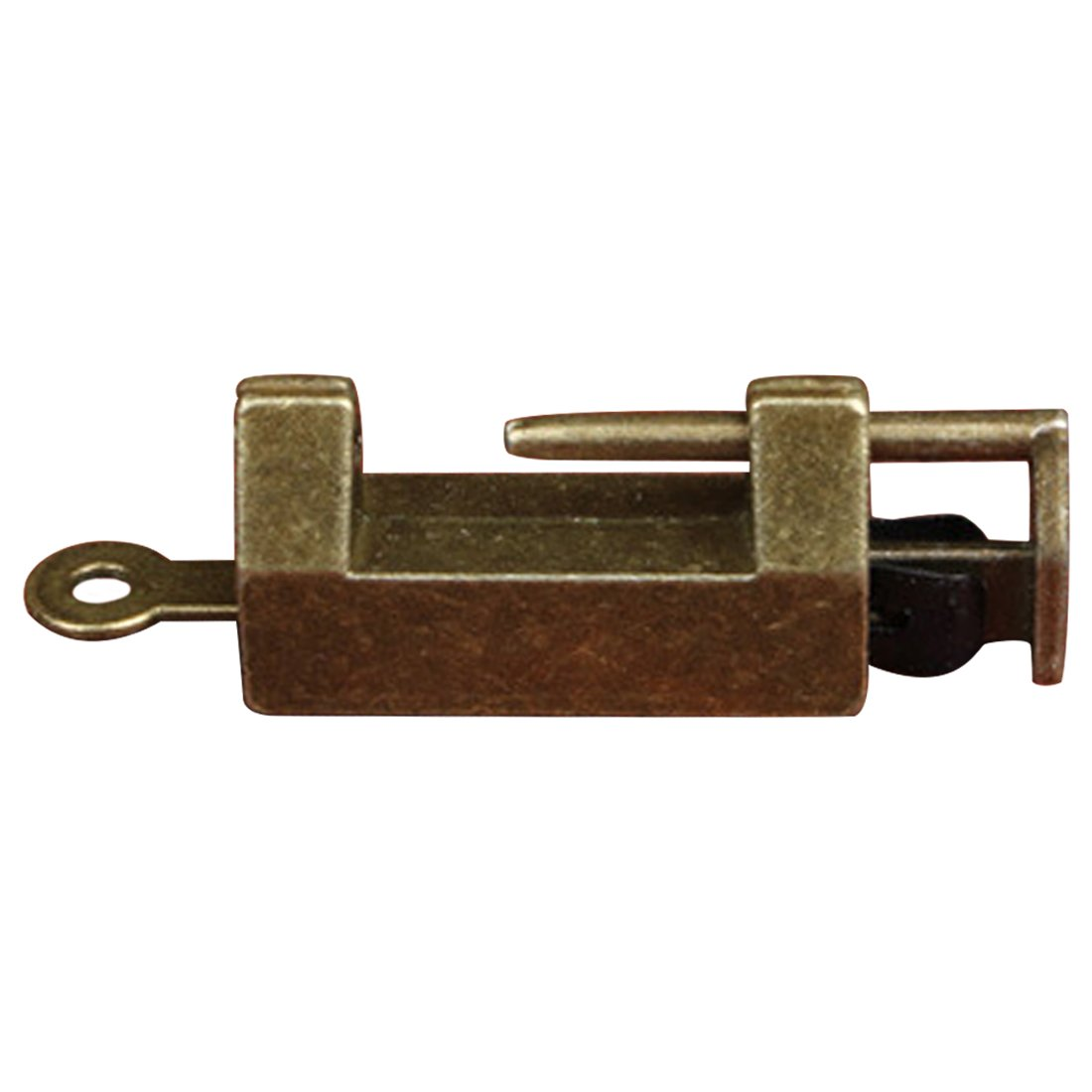 joyliveCY Vintage Antique Iron Chinese Old Lock CY-Buity