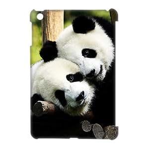 VNCASE Panda Phone Case For iPad Mini [Pattern-1]
