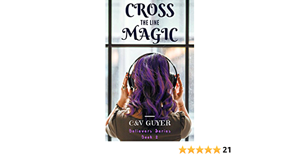 Ebook Cross The Hall Magic Believers 1 By V Guyer