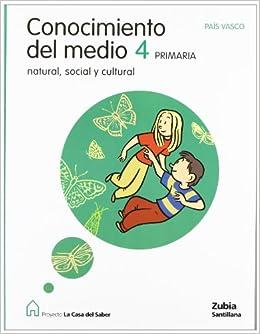 CONOCIMIENTO DEL MEDIO 4 PRIMARIA PAIS VASCO NATURAL SOCIAL Y ...