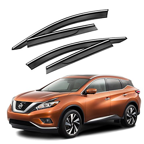 Compare Price To Nissan Murano Accessories Windows