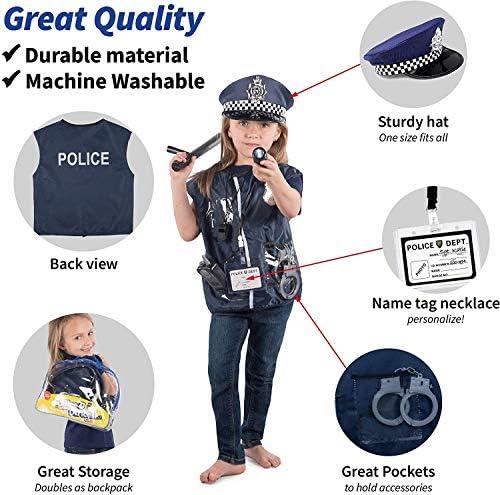 Childrens police uniform _image1