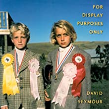 For Display Purposes Only Audiobook by David Seymour Narrated by Nico Evers-Swindell
